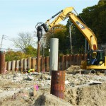 CASE STUDY   Tuckahoe, NY   IDEAL 8.625″ Helical Pipe Piles
