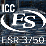 ICC Certification on All Standard Helical Pipe Pile and RCS Products. That's Ideal.