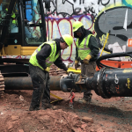 NYC – 12.75″ Helical Pipe Piles for the former Leaning Tower of SOHO – Part 2
