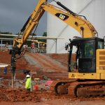 943 Helical Pipe Piles for an Active Fuel Dispensary With Sinkhole Activity