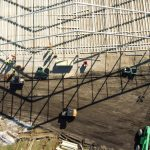 Helical Pile Foundations for COVID-19 Field Hospitals in New York