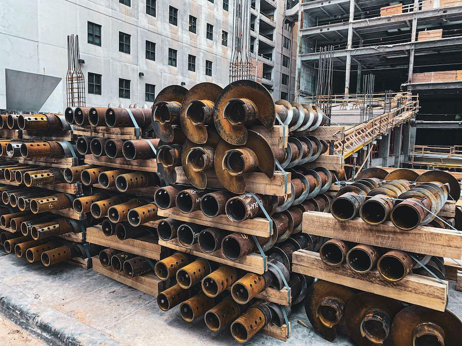 Reasons To Use A Helical Pile